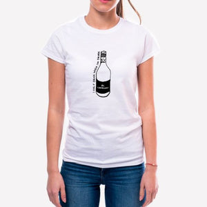 I Only Drink When I'm Drunk Women's T Shirt