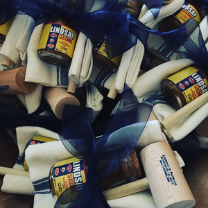 Custom Old Bay Party Favors