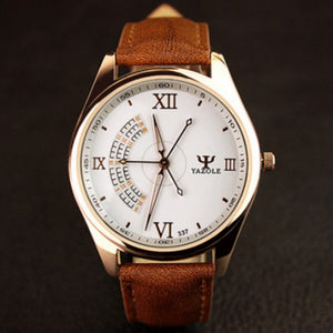 Luxury 40mm Stainless Steel Watch