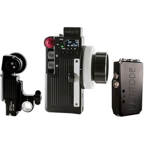 Teradek RT Wireless Lens Control Kit (Latitude-MB Receiver, MK3.1 Controller w Forcezoom)