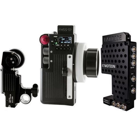 Teradek RT Wireless Lens Control Kit (Latitude-SK Receiver,MK3.1 Controller)(RED DSMC2Only)