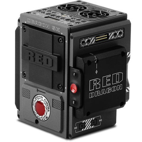 Red Digital Cinema Scarlet-W Brain with Dragon 5k Sensor( Standard OLPF)