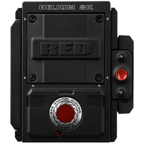 Red Digital Cinema DSMC2 Brain with Helium 8K S35 Sensor