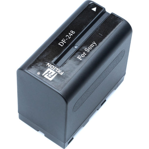 Fxlion 48Wh 7.4v Battery with Sony NP-F970 Mount