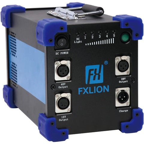 Fxlion 28V & 48V Multifunctional High Power Lithium-lon Battery (620wh)