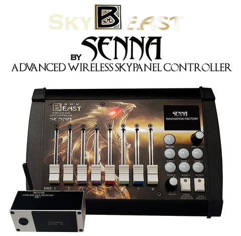 Senna SkyBeast console Rental Per Day ( Excludes Technician  )
