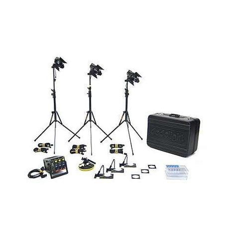 Dedo 150w Basic 3- Light Kit Rental R650 per Day