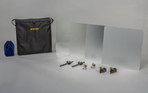 Lightstream Reflector Kit 50x50 cm Rental Per Day