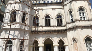 Pledge to support restoration for Naviluna Chocolate Factory & Brasserie - Mysore
