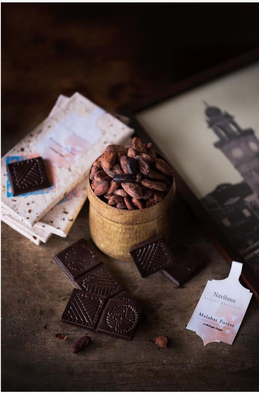 small batch bean-to-bar craft chocolates