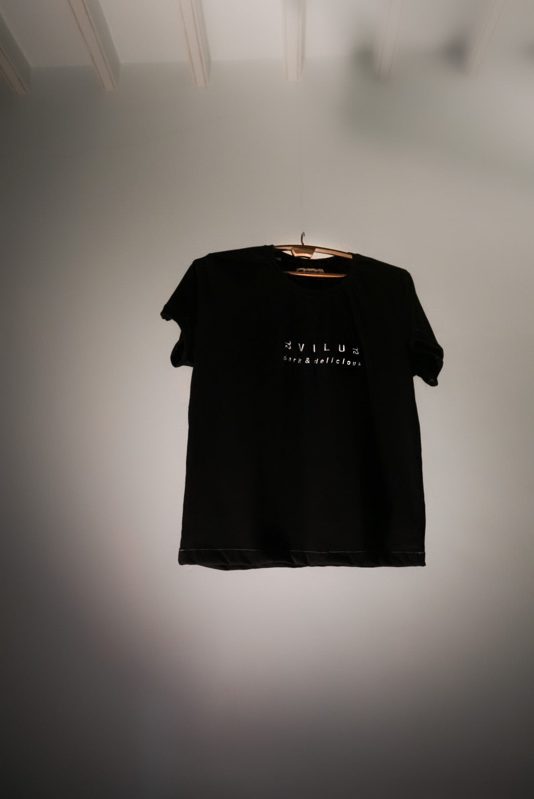 NAVILUNA Dark & Delicious Embroidered T-Shirt - 2nd Edition