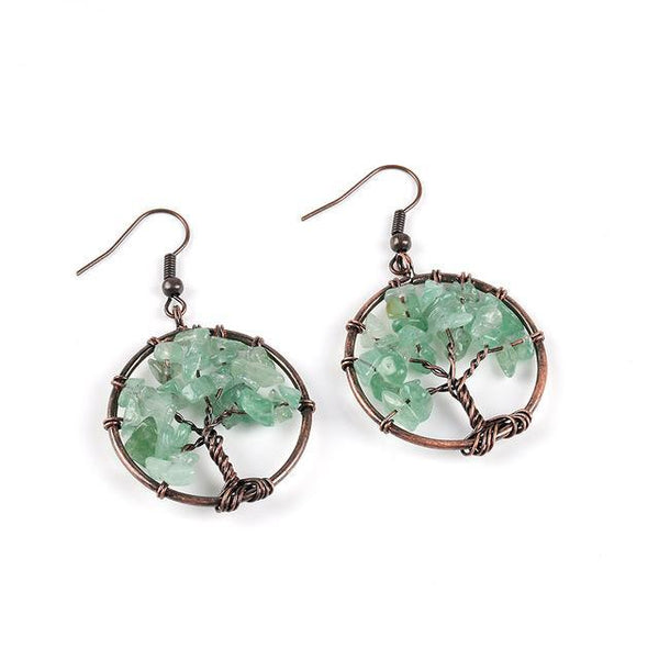 The Tree of Life Earrings