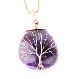 The Tree of Life Chain & Pendant