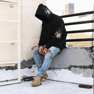 Floral Synergy Hoodie