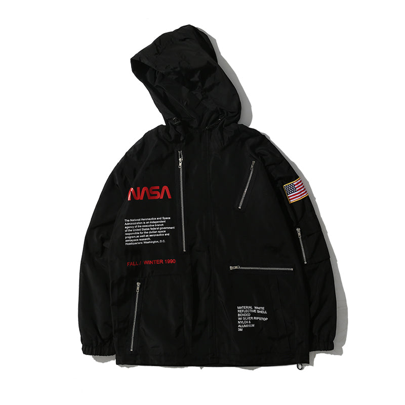 NASA MA1 Windbreaker
