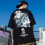 Snake Chinese Charaters T-Shirts