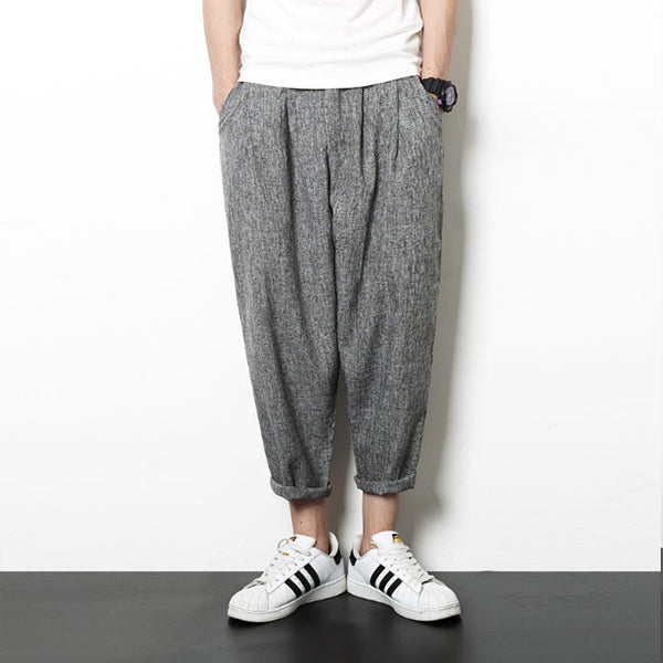 Men's Thin Casual Pants