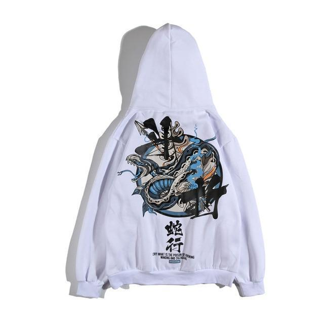 Sea Serpent Hoodies