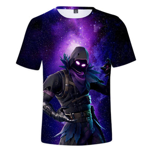 Fortnite 3D Printing T-Shirt - R