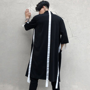 """KONZETSU"" Premium Long Coat Cape"