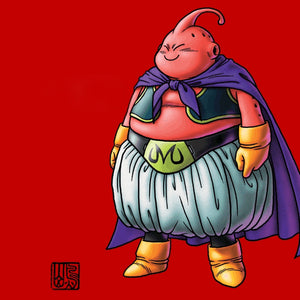 Dragon Ball Buu T-shirt