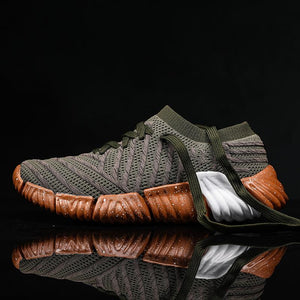 Colorblock Walking Shoes