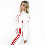2 Piece Set Women Tracksuit