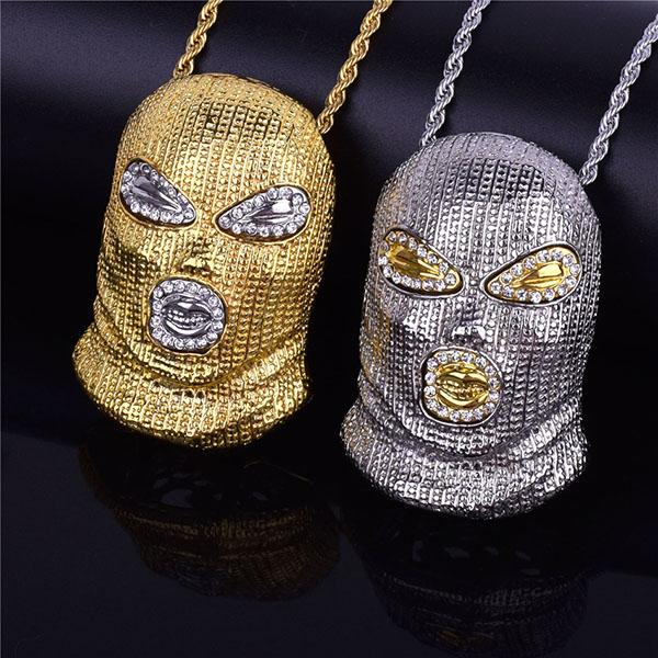 CSGO Mask Necklace