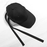 Long Strap Baseball Cap