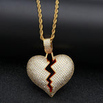 'HEARTBREAK' CHAIN