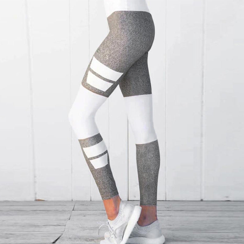 Elegant High Waist Legging