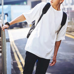 O-Neck Oversized T-shirts