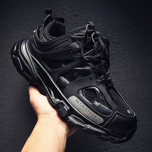 2019 Breathable Walking Daddy Shoes