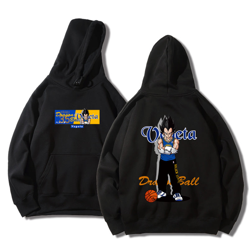 Dragon Ball Vegeta Hoodie(3 Colors)