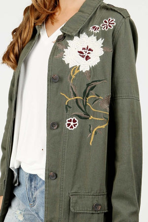 Flower Power Jacket