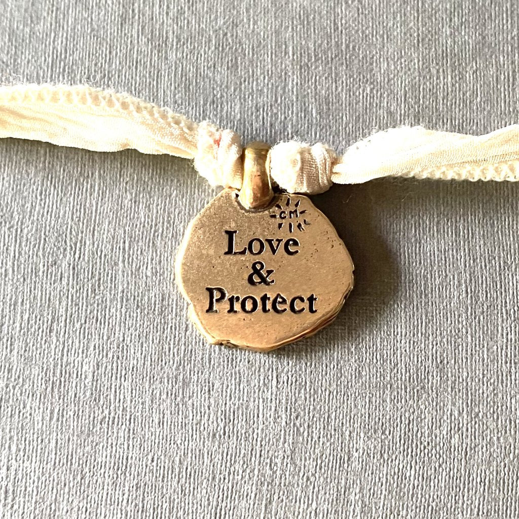 LOVE AND PROTECT CHARM