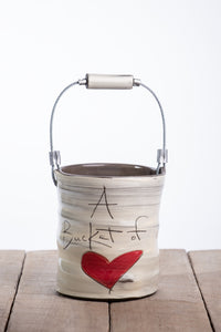 A bucket of Love