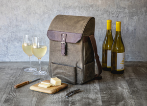 Picnic Wine and Cheese Bag