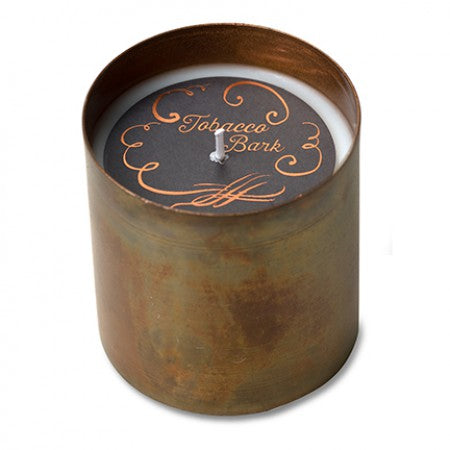 Tobacco Bark Homestead Candle