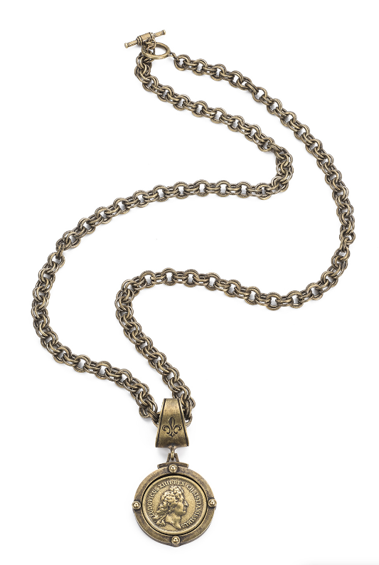 Provence Chain with Rex Medallion