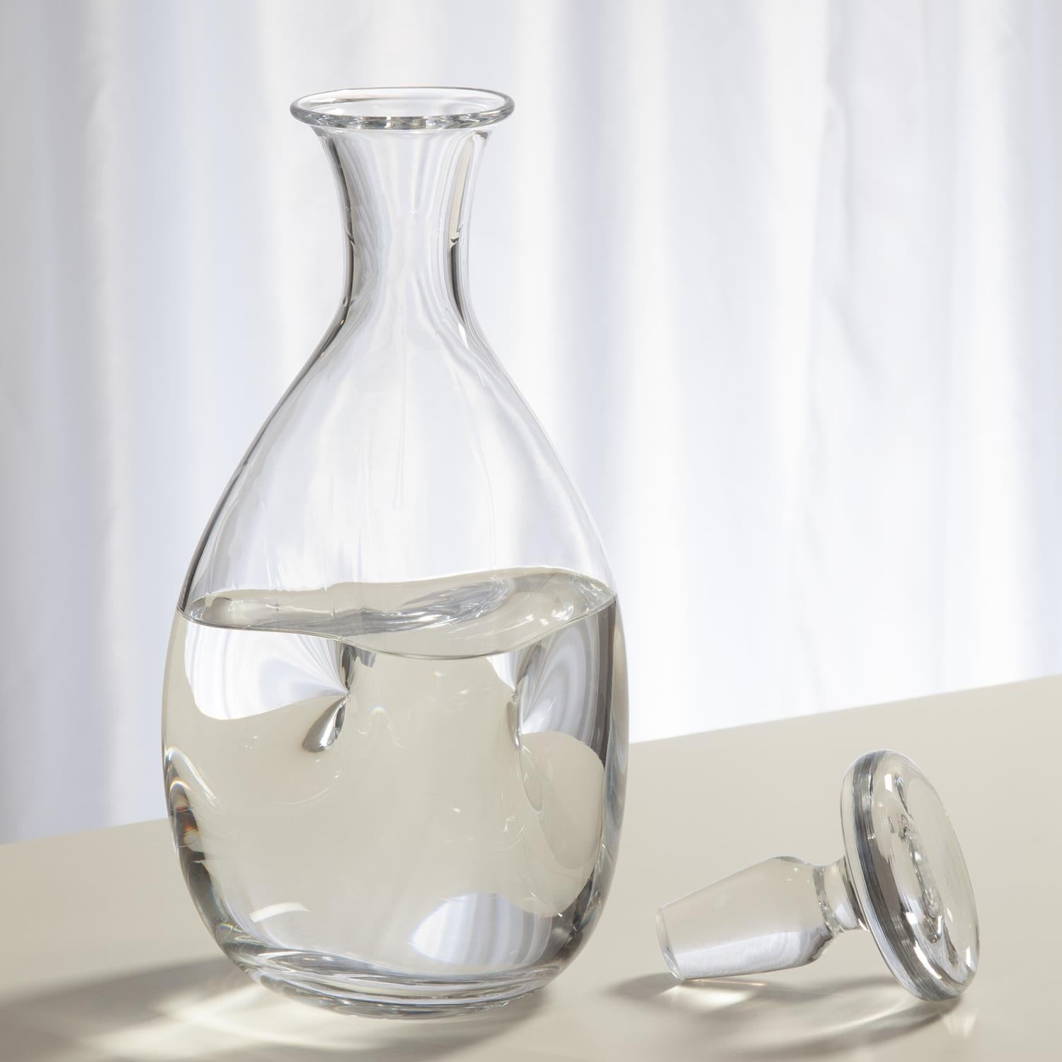 Pinched Decanter