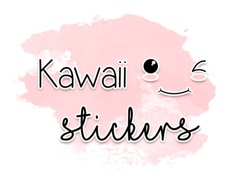 Kawaii Stickers