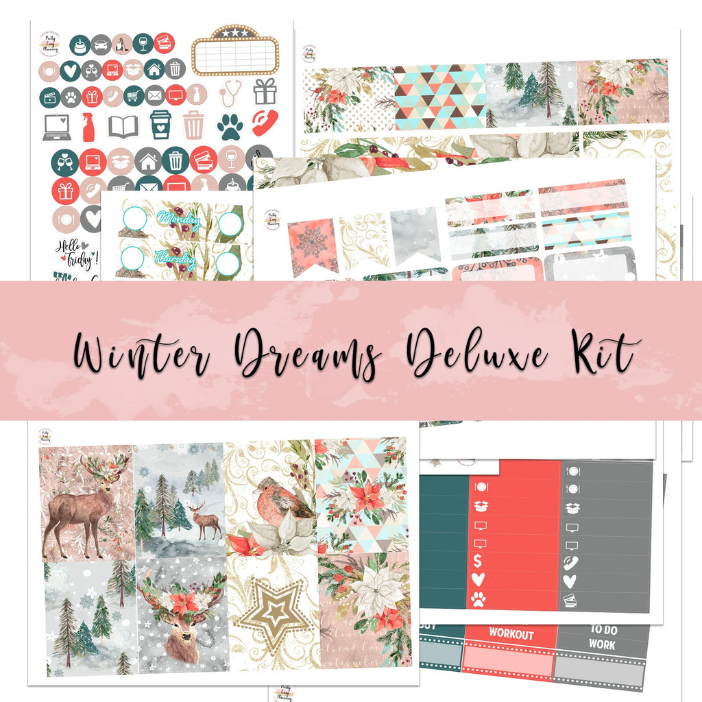 Winter Dreams Deluxe Kit-stickers-K-47 matte
