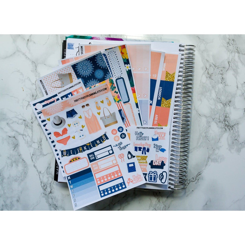 World Travel Deluxe Kit-stickers-K-8 matte