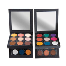 Load image into Gallery viewer, FINAL RESTOCK: PÜR X RawBeautyKristi Double-sided Pressed Pigment Palette