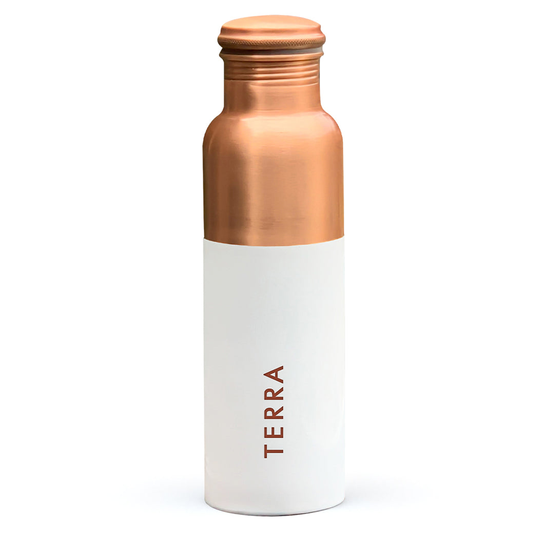 Copper Water Bottle (1 Litre)
