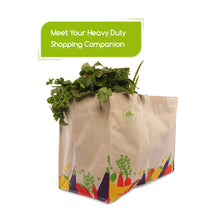 Load image into Gallery viewer, Heavy Duty Grocery Shopping Bag (Waterproof)
