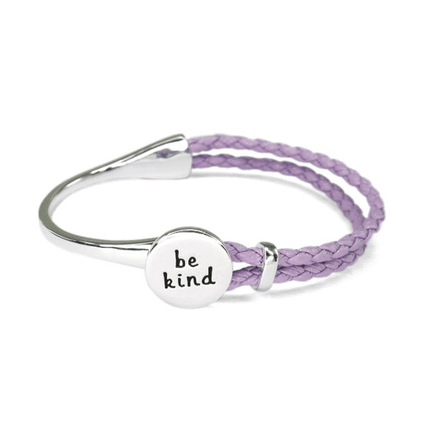 Harper Bee Bangle - Be Kind