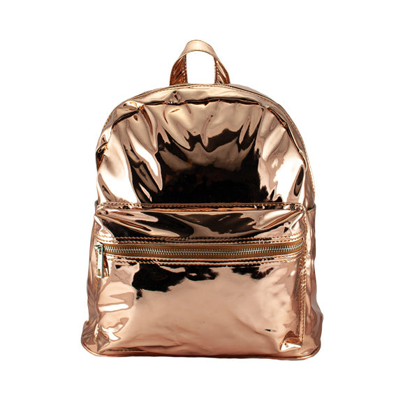 Harper Bee Backpack - Rose Gold