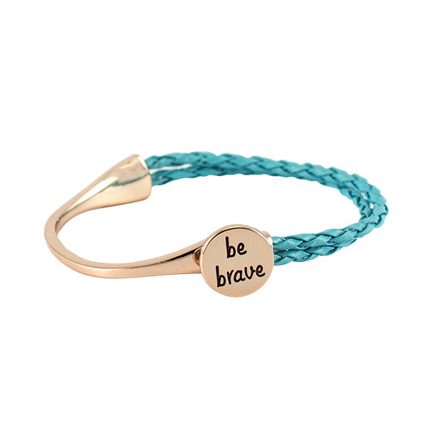 Harper Bee Bangle - Be Brave